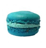 Kit macarons celeste con coloranti artificiali